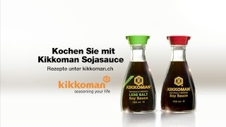 Kikkoman Fernsehwerbung in Schweizerdeutsch