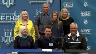 2017 LTU Baseball Signing Day thumbnail