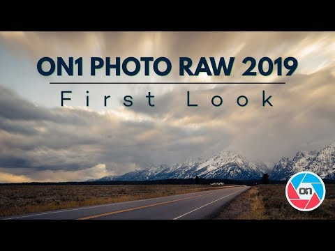 ON1 Photo RAW 2019: First Look at the Brand New Update