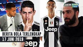 Download Video Ronaldo Minta James Gabung 😱 Alasan Hazard Ke Madrid 🔥 Higuain Tetap Ingin di Juve (Berita Bola) MP3 3GP MP4