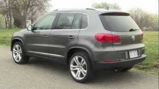 Volkswagen Tiguan Road Test&Review By Drivin' Ivan Katz
