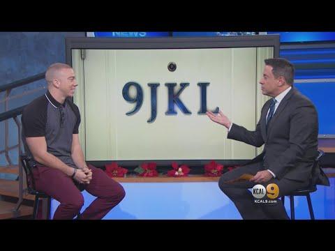 '9JKL' Star Matt Murray Chats With KCAL9