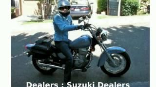 2. 2010 Suzuki GZ 250 Details