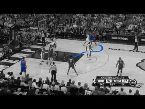 Tough Game 4 Highlights - OKC down 3 Games to 1