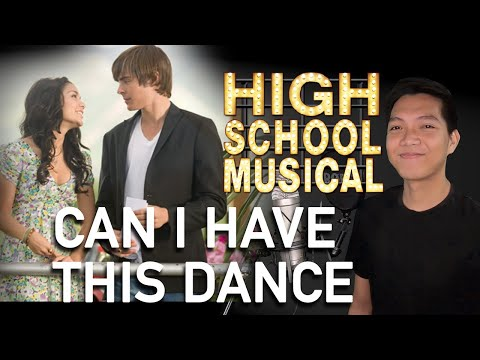 Can I Have This Dance (Troy Part Only - Instrumental) - High School Musical 3