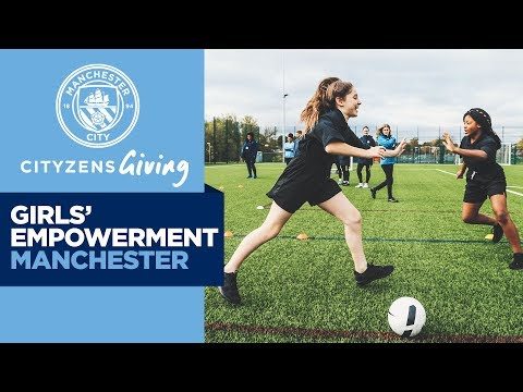 Video: Cityzens Giving | Girls' Empowerment in Manchester