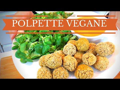 bimby - polpette vegane.