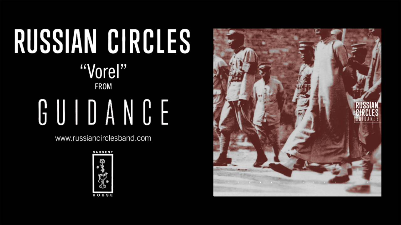 Russian Circles Share First Single 'Vorel' From New Album