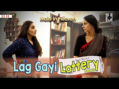 SIT | LAG GAYI LOTTERY | Maid In Heaven | S3E4 | Chhavi Mittal | Shubhangi Litoria