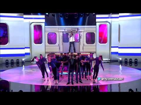 حمزة هوساوي يغني Without You