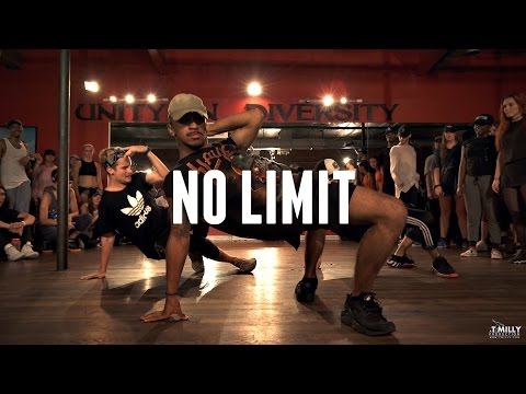 Usher - No Limit - Choreography By Alexander Chung - Filmed By @TimMilgram