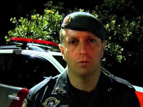 Ladrão faz arrastão em bar na fuga é preso pelo Tático Comando