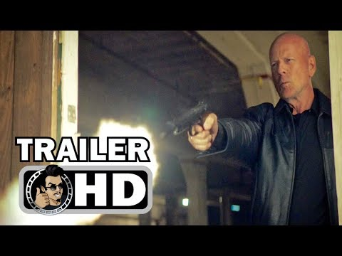 ACTS OF VIOLENCE Official Trailer (2017) Bruce Willis Action Movie HD