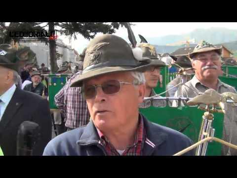 Alzabandiera 88esima Adunata degli Alpini
