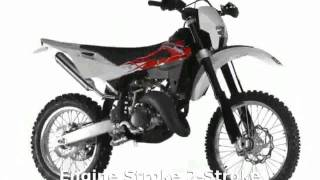 7. 2012 Husqvarna WR 125 Features, Info