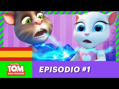Tom No-Talking - Talking Tom And Friends (Episodio 1 - Temporada 1)