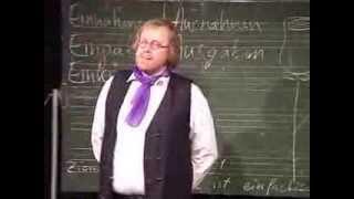 """Étienne GiLLig Demoband """"Die Französischstunde"""""""