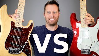 Video FENDER VS G&L - Which Guitar was Leo Fender's Best Design? MP3, 3GP, MP4, WEBM, AVI, FLV Juni 2018