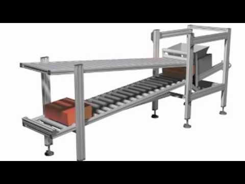 Material Buffer - Robotunits