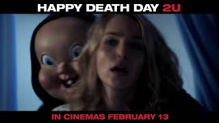 She's dying to end this s#*&. Literally. #HappyDeathDay2U