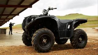 5. yamaha grizzly 450 auto eps 4x4