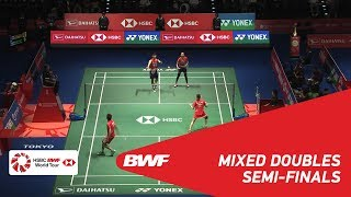 Video SF | XD | ZHENG/HUANG (CHN) [1] vs CHAN/GOH (MAS) | BWF 2018 MP3, 3GP, MP4, WEBM, AVI, FLV September 2018