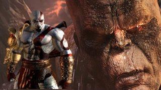 Kratos vs Cronos gow 3 (español)