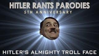Hitler's Almighty Troll Face