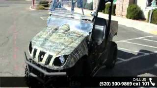 4. 2009 Yamaha Rhino 700 FI Auto 4x4 Ducks Unlimited Edition...