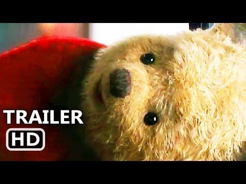 "CHRISTOPHER ROBIN ""Winnie the Pooh Breaks a Shelf"" TV Spot Trailer (2018) Disney Movie HD"
