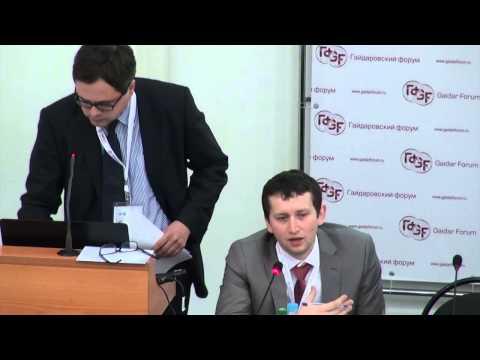 Институциональные возможности и ограничения развития энергетических рынков