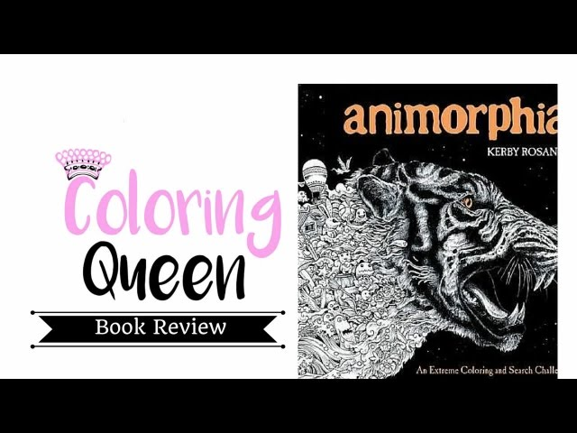 Animorphia Coloring Book Review Free MP3 Download