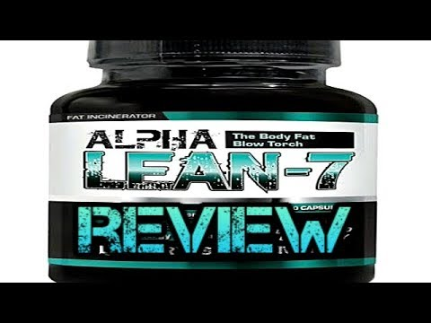 Alpha Lean 7 Fat Burner by Hard Rock Supplments Review