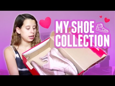 MY SHOE COLLECTION! ITS AN OBSESSION..