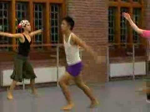 Ein Interview mit einem Vassar Tänzerin