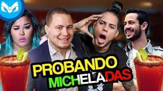 Prueban Micheladas Youtubers Famosos Dominicanos