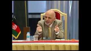 Afghan President Ghani calls for more Indian investment (Hindi)