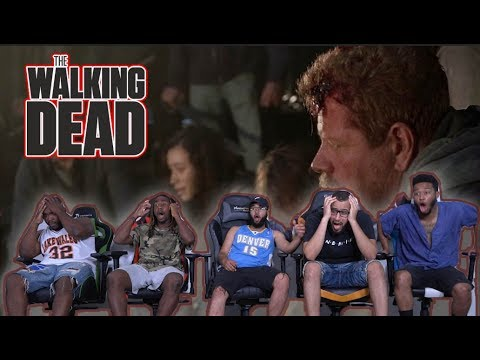"""The Walking Dead Premiere! Season 7 Episode 1 """"The Day Will Come When You Won't Be"""" Reaction/Review"""
