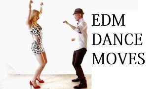 How to Dance to Electronic EDM Rave Techno Music @ClubDanceKing