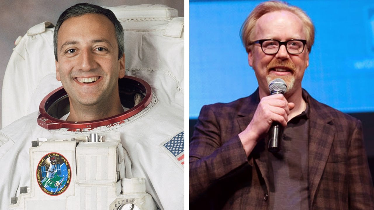 JCCSF Arts & Ideas: Mike Massimino and Adam Savage