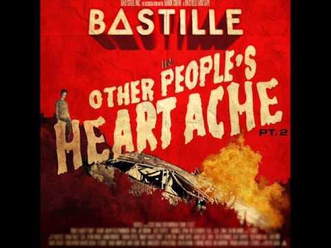 Tekst piosenki Bastille - Sweet Pompeii po polsku