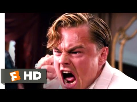 The Great Gatsby (2013) - A Fit of Rage Scene (7/10) | Movieclips