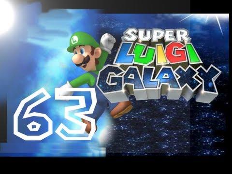 Super Mario Galaxy Walkthrough Super Luigi Galaxy Part 60 Lila