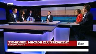 Video Emmanuel Macron élu président : le renouveau ? (partie 1) MP3, 3GP, MP4, WEBM, AVI, FLV Mei 2017