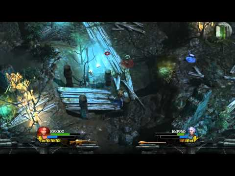 Let's Play Together Lara Croft and the Guardian of Light #011 [Deutsch] [HD] - Wie die Geier