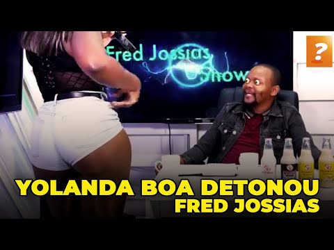 ARDEU: YOLANDA BOA DET0NA Fred Jossias & Fred Jossias DET0NA Bander