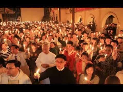 Bài giảng Thánh lễ cầu nguyện cho Sự thật – Công lý – Hòa Bình. Thái Hà 7/4/2013
