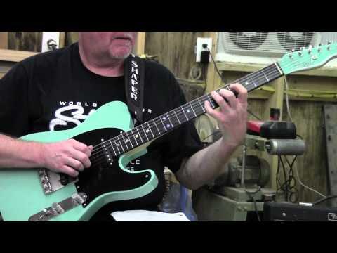 Knight Guitars - Robert Shafer 1