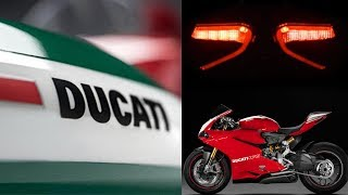 10. Ducati Panigale 1299 R Final Edition Details Revealed
