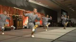 Nonton Opening Demonstration By Shaolin Warrior Monks At The 1st Shaolin Summit Film Subtitle Indonesia Streaming Movie Download